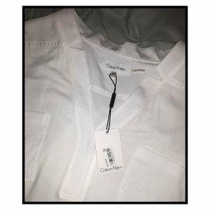 Calvin Klein Tops - Stunning New Calvin Klein Blouse!